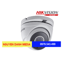 Camera Dome HDTVI Hikvision DS-2CE56H1T-ITM