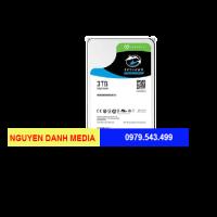Ổ cứng chuyên dụng 3TB SEAGATE SKYHAWK ST3000VX010