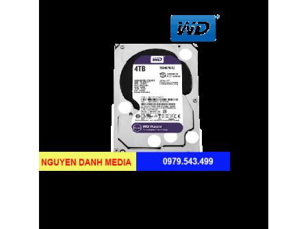 Ổ cứng WD Purple 4TB WD40PURZ