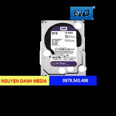 Ổ cứng WD Purple 6TB WD60PURZ